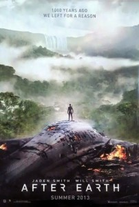 After Earth (Despues de la Tierra)