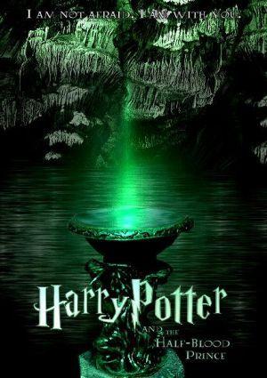 Poster Harry Potter y el misterio del principe